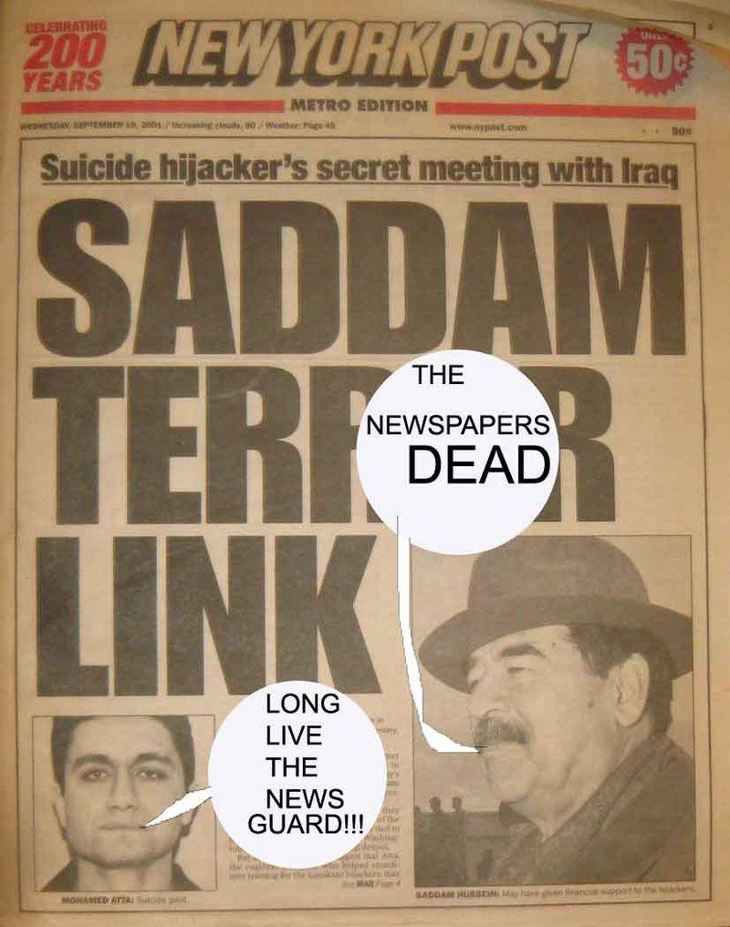 TheNewsIsDead