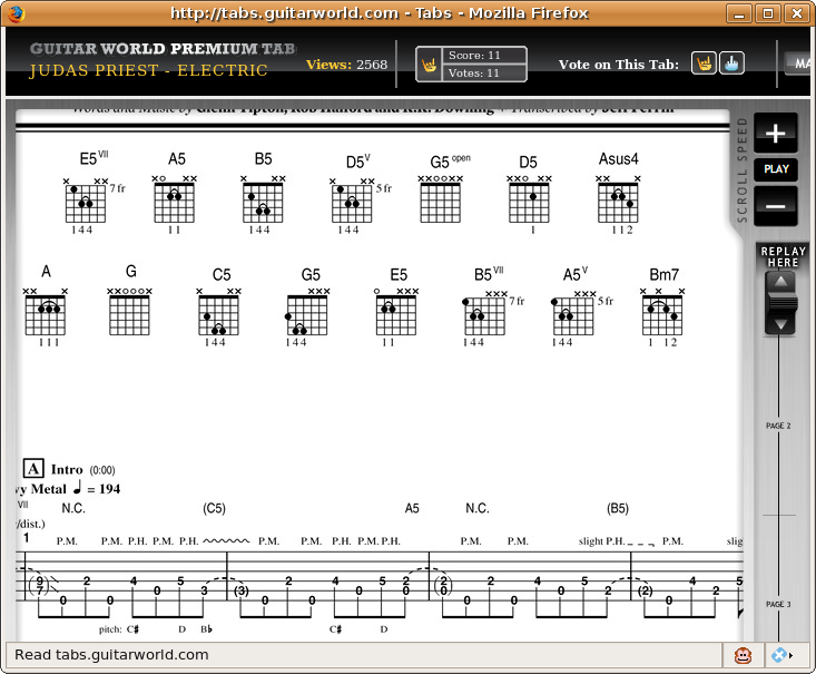 Guitarworldtabs